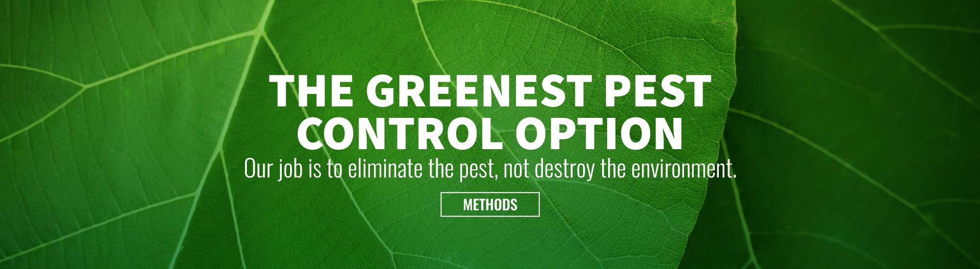 Green Piper Pest Control - Grande Prairie Homepage Banner 2