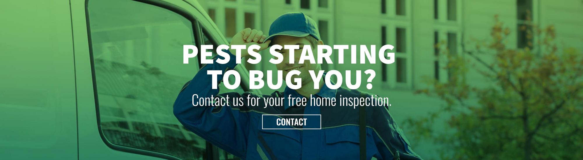 Green Piper Pest Control - Grande Prairie Homepage Banner 1